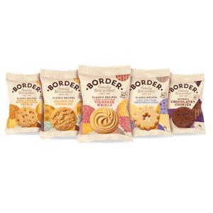 Mini Luxury Packs 2 Cookies Assorted Varieties Border Biscuits (10, 30 or 100)