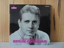 EDDIE COCHRAN The Unforgettable French 45 EP LIBERTY 2039 Very Nice Condition !