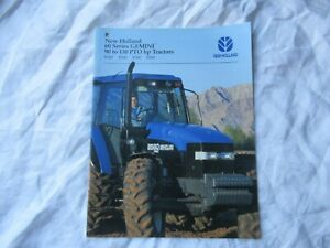 New Holland 8160 8260 8360 8560 tractor brochure