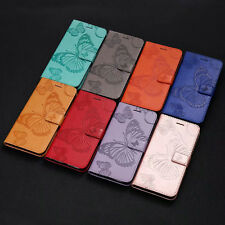 Magnetic Embossed Flip PU Strap Stand Case Wallet Cover For Nokia Google Pixel2