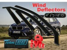 BMW X1  F48  2015 -   5.doors Wind deflectors 4.pc set HEKO 11167