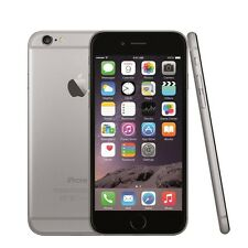 Original Apple iPhone 6 16GB Factory Unlocked   Smartphone (Space Grey)