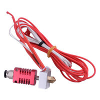 MK10 Assembled Extruder Hot End Kit 1.75mm Nozzle For 3D Printer CR-7 CR-8 CR-10