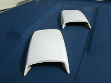 Rover P6 S1 MODELS 2000 3500 V8 ONE NEW PAIR REPLICA OUTER BONNET SCOOP