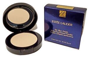 Estee Lauder Set. Blur. Finish Perfecting Pressed Powder Multiple Colors .28 oz