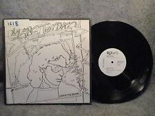"33 RPM LP Record 12"" Single Promo Marc Jordan Catch The Moon 1987 RCA 6795-1RDAA"