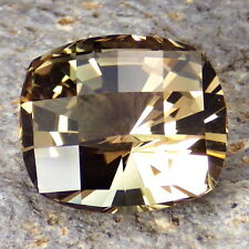GREEN DICHROIC OREGON SUNSTONE 7.33Ct FLAWLESS-FROM PANA MINE-FOR TOP JEWELRY!