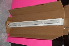 Set of 2 Lithonia Lighting 2' 2 Lamp Strips T5 120v White Fluorescent