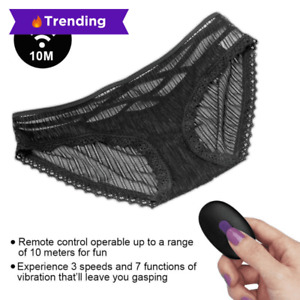 New Vibrating Panties 10 Functions