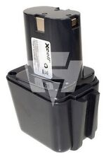 Batteria Xcell 7,2v 3000mAh NI-MH per Bosch GWS7.2,GUS 7.2,GSR7.2