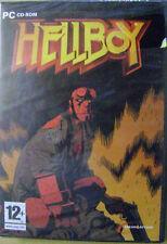 CD PC Hellboy aventure et action en 3D /F7