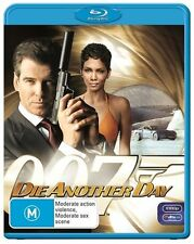 Die Another Day (Blu-ray, 2009)  Pierce Brosnan  Halle Berry  Toby Stephens
