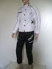 COMBINAISON MOTO EN CORDURA Veste et pantalon XS S M 38 40 4 femmes femelle NEUF