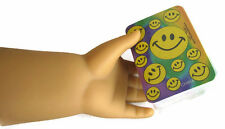 """Smiley Face Playing Cards made for 18"""" American Girl Doll Clothes FUN FUN FUN!"""