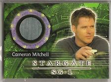 Stargate Heroes Costume C66 Cameron Mitchell Browder