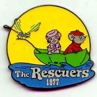 Disney DS Countdown to the Millennium Series #35 The Rescuers  Bernard  Pin