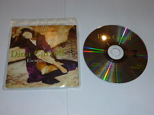 DINA CARROLL - Escaping - Scarce 1996 UK 4-track CD