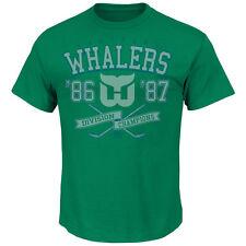 NHL T-Shirt Hartford Whalers Vintage Winners Majestic Ice Hockey