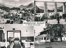 AK aus Bad Aussee, Gasthof u. Cafe Teichwirt, Mehrbildkarte, Steiermark    (B21)