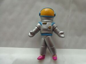 "RARE 2"" DISNEY TOY STORY 3 BUDDY PACK SERIES - ASTRONAUT BARBIE TOY FIGURE"