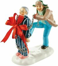 """New ListingDepartment 56 Christmas Vacation """" A Present For Clark """" # 4049651 Brand New"""