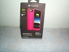 Mophie Juice Pack Air Battery Case 100% Battery For IPhone 6 & 6S Pink New