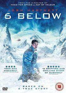 6 Below [DVD][Region 2]