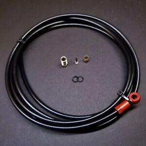 2M Hydraulic Hose Kit w Banjo Bolt and BH90 Insert For SM-BH90 XTR/XT/SLX