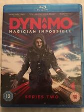 Dynamo - Magician Impossible (Blu-ray, Series 2)