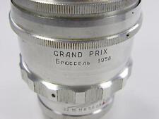First release, Rarity. Silver TAIR-11 2.8/133mm M42 M39. s/n 003472. Zenit KMZ.