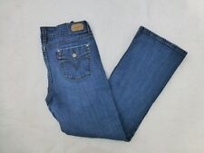 WOMENS LEVIS 526 SLENDER BOOTCUT JEANS SIZE 8x29 #W655