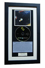 ELO 2 E.L.O. Limited CLASSIC CD Album GALLERY QUALITY FRAMED+EXPRESS GLOBAL SHIP