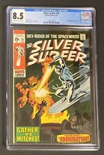 Silver Surfer #12 (Jan 1970) CGC 8.5 Abomination Appearance
