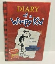 Diary of a Wimpy Kid by Jeff Kinney Hardcover 6 Time kids choice winner New