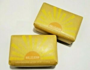Vanilla Bean Scented Soap Bars by CST - 2 9oz Bars Made in USA