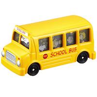 Takara Tomy Dream Tomica 154 No.154 Snoopy School Bus
