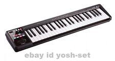 Roland MIDI Keyboard Controller A-49-BK Black 49 key From Japan