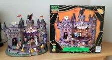 Spooky Town Collection Lemax 85669 Halloween Party 2008 Lighted Animated