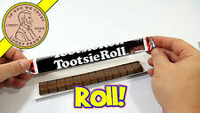 Tootsie Roll Giant 3 oz Bars wrapped Large  Bars x 4 ct  The classic retro candy