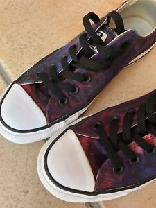 Neu: Converse Chucks 37 rot blau space UK: 4,5 All Star Special limited Edition
