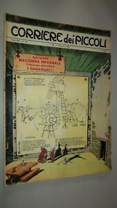 CORRIERE DEI PICCOLI N. 48 1966 - FIGURINE TORINO VARESE SAMPDORIA