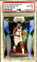 2019-20 Panini Kevin Porter Jr. Silver Prizm Rookie Card RC PSA 10 GEM MINT Hot!