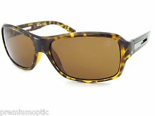 TIMBERLAND Polarised Sunglasses Brown Tortoise / Brown Polarized TB9065/S 53H
