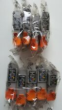 BCI-21 Genuine CANON. 4 x Black and 5 x Tri-Colour Ink Cartridges - Total Of 9!