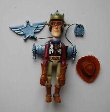 Toy Story figure Rocket Flying Woody w/pullstring nice shape figure only