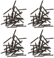 1/4 Inch Brads 100 Pack, Dolls House DIY , Fixtures Fittings, Nails Tacs Brads