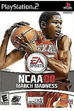 NCAA March Madness 08 - Ps2 PlayStation 2 Kids Game