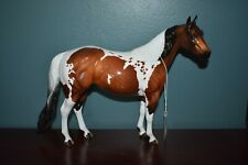 Peter Stone Ideal Stock Horse Gahen's OOAK from EQ 2019 Glossy Finish