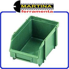 CONTENITORE TERRY UNIONBOX PLASTICA 104X160X76 VERDE A