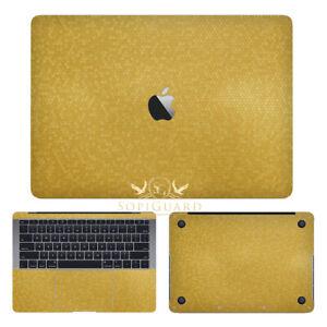 SopiGuard Carbon Sticker Skin for 2020 Apple Macbook Air 13 Retina M1 (A2337)